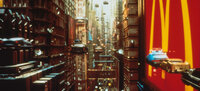 New York, 2259: Die Erde steuert auf eine Katastrophe zu ...