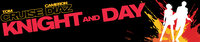 KNIGHT AND DAY - Logo