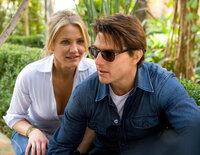 Müssen einen skrupellosen Waffenhändler und einen übergelaufenen Agenten schachmatt setzen: June (Cameron Diaz, l.) und Roy (Tom Cruise, r.) in einem gnadenlosen Wettlauf mit der Zeit ...
