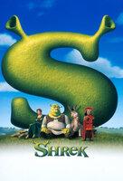 Märchenhaftes Abenteuer: Shrek (2.v.l.) und der sprechende Esel (2.v.r.) sollen im Auftrag des eingebildeten Lord Farquaad (r.) die hübsche Prinzessin Fiona (l.) befreien ...