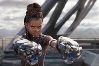 Black Panther Letitia Wright als Shuri SRF/Marvel 2018
