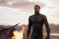 Black Panther Chadwick Boseman als T'Challa alias Black Panther SRF/Marvel 2018