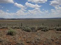 Auf dem Oregon Trail in Wyoming: Die unendliche Weite des amerikanischen Westens erwartete die Siedler auf ihrem vier bis fünf Monate langen Treck vom Missouri bis Oregon.