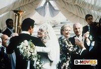 The bride: Clara del Valle Trueba (Meryl Streep)