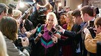 Das Medieninteresse an Tonya Harding (Margot Robbie) ist riesig