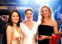 Unschlagbares Trio: Lucy Liu als Alex, Drew Barrymore als Dylan, Cameron Diaz als Natalie (Copyright SRF/Columbia Pictures)