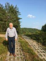 Lutz Rathenow besucht noch einmal den Grenzabschnitt Rotheul.