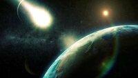 Die Erde bietet perfekte Voraussetzungen für menschliches Leben. Wie lange wird sie den Belastungen der modernen Gesellschaft und äußeren Gefahren, wie Meteoriten, noch standhalten?