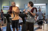 Tyler (Michael Cassidy, r.), Gibbs (James Lesure)
