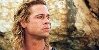 Ist in seinem Hunger nach Ruhm und Unsterblichkeit schier unersättlich: Achilles (Brad Pitt) ...