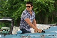 Gerard Butler stars in Columbia Pictures' action comedy THE BOUNTY HUNTER..