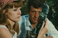 Abenteuer in Rio Françoise Dorléac als Agnès Villermosa, Jean-Paul Belmondo als Pvt. Adrien Dufourquet SRF/1964 TF1 Droits Audiovisuels