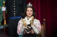 """Die deutsche Schauspielerin Leonie Brill spielt die Prinzessin in der deutsch-tschechischen Märchenproduktion """"Little Star"""" (AT) von KiKA und dem öffentlich-rechtlichen Sender Česká televize (CZTV)."""