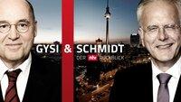 Gregor Gysi und Harald Schmidt lassen das Jahr 2019 Revue passieren.
