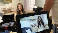Aviva (18) aus München engagiert sich in der jüdischen Gemeinde.