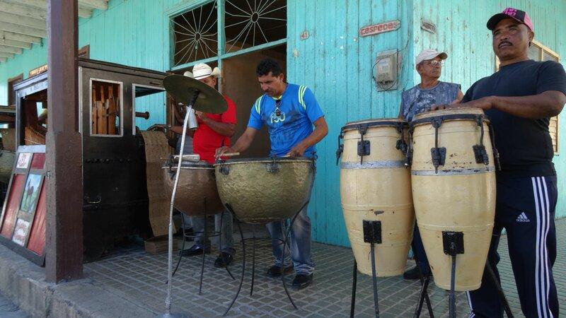 Kuba - Der Dreh mit der Orgel