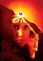 Plakatmotiv zum Film 'Karate Kid 3'.
