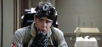 Gut ausgerüstet auf Geisterjagd: Dr. Raymond Stantz (Dan Aykroyd)Gut ausgerĂĽstet auf Geisterjagd: Dr. Raymond Stantz (Dan Aykroyd)