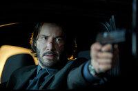 Leichen pflastern seinen Weg: Hitman John Wick (Keanu Reeves) auf mörderischem Rachefeldzug ...