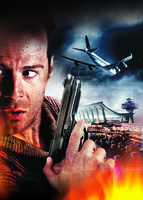 Stirb langsam 2 - Artwork - John McClane (Bruce Willis)