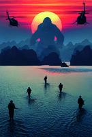 Kong: Skull Island - Artwork