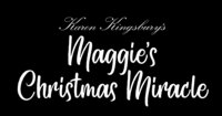 Maggie's Christmas Miracle - Logo