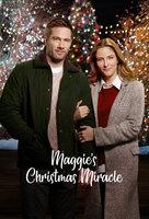 Maggie's Christmas Miracle - Artwork - Casey Cummins (Luke Macfarlane, l.); Maggie Wright (Jill Wagner, r.)