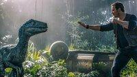 Chris Pratt (Owen Grady).
