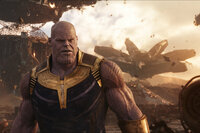 Avengers: Infinity War Josh Brolin als Thanos SRF/2018 MARVEL