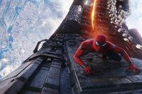 Avengers: Infinity War Tom Holland als Peter Parker / Spider-Man SRF/2018 MARVEL