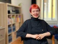 Lucia (16) lebt als säkulare Jüdin in Berlin.