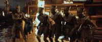 Die Mumien kehren zurück und sind sogleich bereit zum Kampf ...