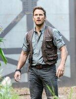 Owen Grady (Chris Pratt).