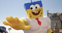 Ohne das geheime Krabbenburger-Rezept, das geklaut wurde, ist Bikini Bottom für immer verloren. Spongebob, der selbst verdächtigt wird, muss jenseits des Ozeans gegen den fiesen Piraten Burger-Bart kämpfen ...
