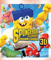 Spongebob Schwammkopf - Schwamm aus dem Wasser - Plakatmotiv