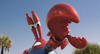 """Mr. Krabs, der Besitzer der """"Krossen Krabbe"""", ist außer sich vor Wut, als seine Geheimformel gestohlen wird. Ohne die berühmten Krabbenburger ist Bikini Bottom am Ende ..."""