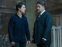Nick Morton (Tom Cruise) und Henry Jekyll (Russell Crowe)