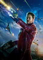 Peter Quill (Chris Pratt).