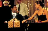 L-R: Lincoln Rhyme (Denzel Washington) und Amelia Donaghy (Angelina Jolie)