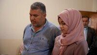 """Ein irakischer Vater bringt seine minderjährige Tochter zur """"Hochzeit""""."""