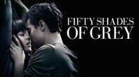 Fifty Shades Of Grey - Artwork -  Anastasia Steele (Dakota Johnson, l.); Christian Grey (Jamie Dornan, r.)