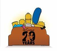 (20. Staffel) - Trotz mancher Auseinandersetzung halten die Simpsons immer fest zusammen.