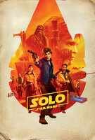 Solo: A Star Wars Story - Artwork