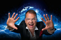 Das Zelt - Comedy Club Peter Pfändler SRF/zVg