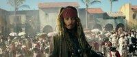 Capt. Jack Sparrow (Johnny Depp).