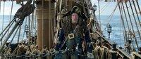 Geoffrey Rush (Capt. Hector Barbossa).
