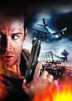 Stirb langsam 2 - Artwork - John McClane (Bruce Willis); STIRB LANGSAM 2 - Artwork