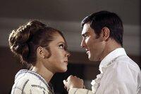 Kann Bond (George Lazenby) der Tocher des Oberhauptes der koreanischen Mafia Tracy di Vincenzo (Diana Rigg) trauen?