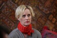"Nina Fichtner hat Angst, dass ihrer Tochter Maja etwas angetan wurde.( Nina Fichtner (Sabine Waibel)).  ""SOKO Wien - Ausgeklinkt"":  Nina Fichtner in Angst um Maja. Fotograf: Stefan Haring"