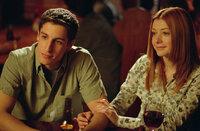 Wollen sich das Ja-Wort geben: Jim (Jason Biggs, l.) und Michelle (Alyson Hannigan, r.)